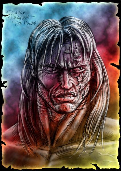 Sandor Clegane - The Hound