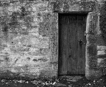 Hobbit Door