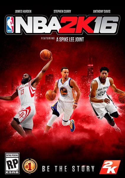 Games-NBA 2K16