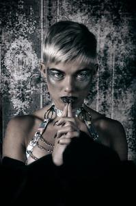 Larissa XV – Dark Silver II