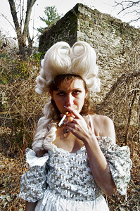 Marie Antoinette was a Punk