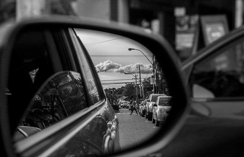 From a Car Window