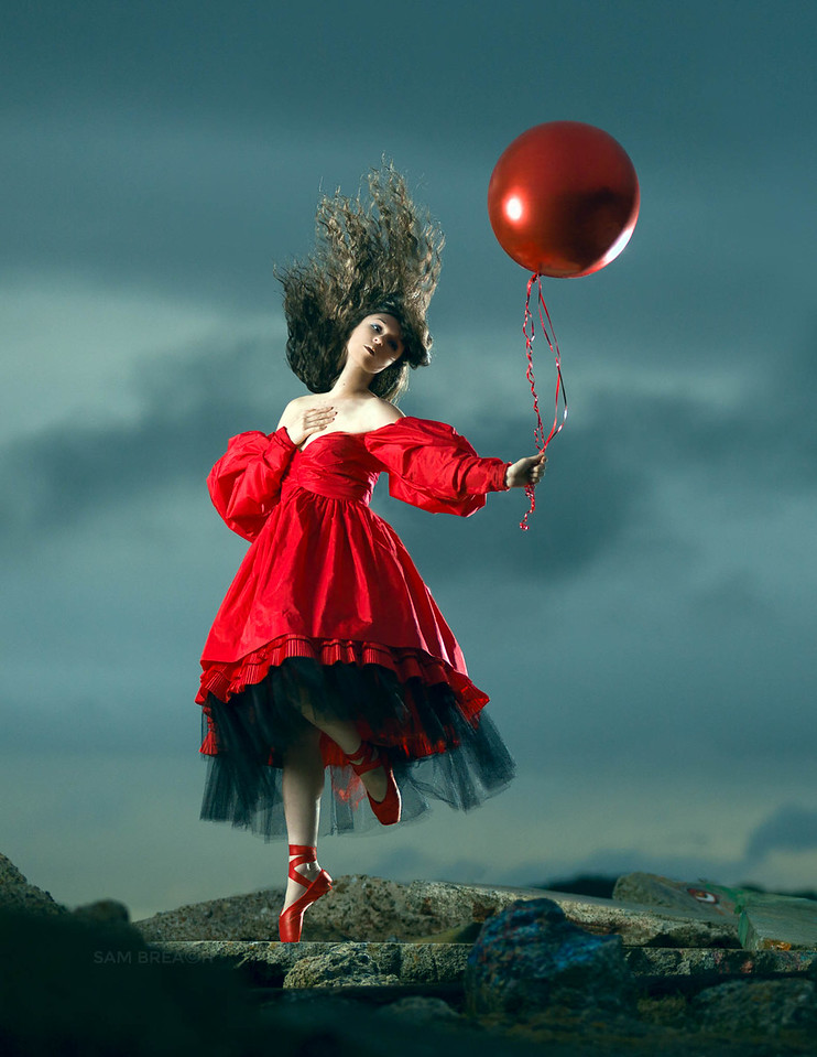 The Red Balloon copyright Sam Breach 2016