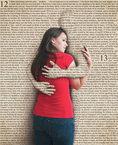 Hugging the word