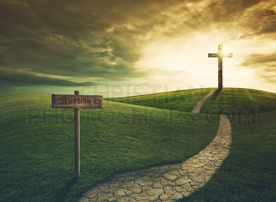 Redemption and cross