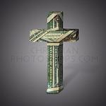 Money cross