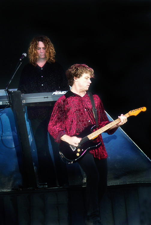 Danny Chauncey and Bobby Capps<br /> .38 Special