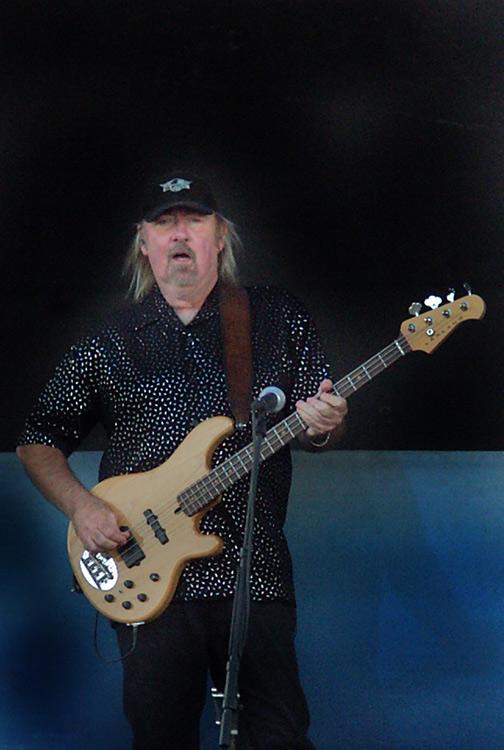 Larry Junstrom<br /> .38 Special