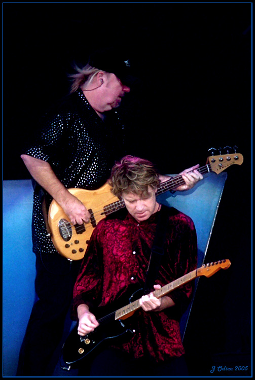 Larry Junstrom/ Danny Chuancey<br /> 38 Special