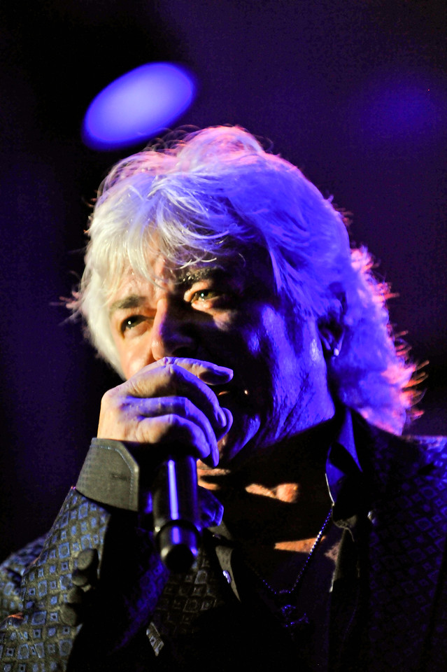 Russell Hitchcock of Air Supply performing on August 3, 2012 at the Layton Amphitheater. (ROBBY LLOYD/ Special to the Standard-Examiner)