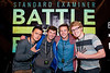 Kaiden Kelly, Jackson Stone, Hagen Langston, and Brandt Vavricka (from left) of The Steps, pose for a photo after claiming first place at the Battle of the Bands at the Ogden Amphitheater on May 9, 2014. (ROBBY LLOYD/ Special to the Standard-Examiner)