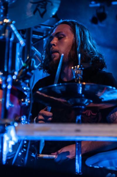 Tattermask - Adam, Drums