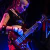 Tattermask - Harley Quinn, Bass