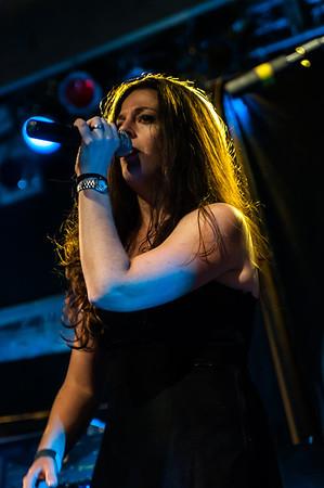 Tattermask - Amanda, Vocals