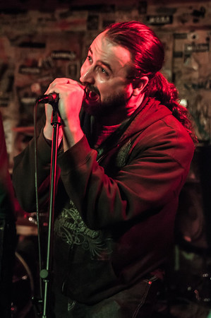NIHM's Max on guest vocals