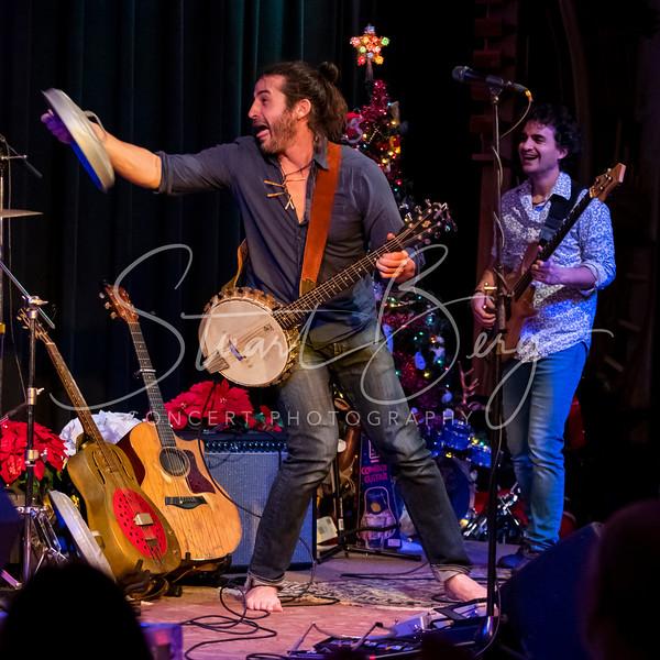 Adam Ezra Group  <br /> Towne Crier Cafe  <br /> Beacon, NY   <br /> November 30, 2018  <br />  ©Stuart M Berg<br /> <br /> Adam Ezra Group<br /> Adam Ezra Olshansky - Vocals, Guitar, Banjo, Piano, Percussion, <br /> Corian Smith - Violin, Accordian, Piano, Vocals<br /> Poche Ponce - Bass, Vocals<br /> Alex Martin - Drums, Percussion, Vocals  <br /> <br /> Special Guest   <br /> Steve Hartmann