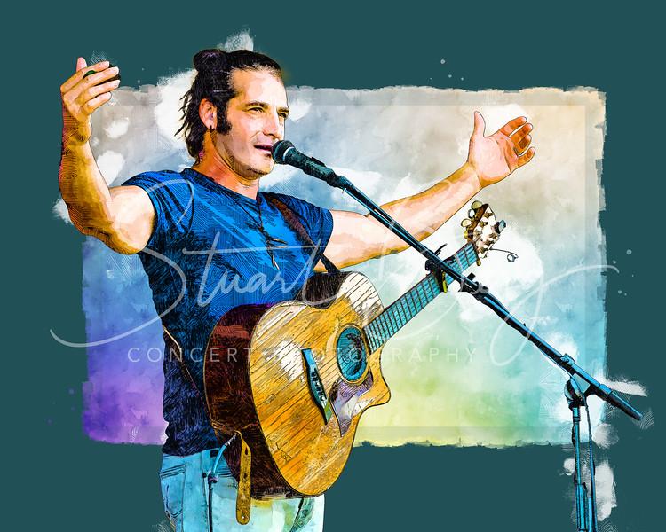 Adam Ezra Group  <br /> Gathering Series #499  <br /> Granby, CT  <br /> JJuly 24, 2021<br /> ©Stuart M Berg <br /> <br /> Adam Ezra Group   <br /> Adam Ezra Olshansky - Guitar, Vocals   <br /> Corian Smith - Violin, Accordian, Percussion, Vocals   <br /> Poche Ponce - Bass, Percussion, Vocals   <br /> Alex Martin - Drums, Percussion, Vocals <br /> Riley Shea - Percussion, Sound Engineer  <br /> Susan A Pitman - Vocals