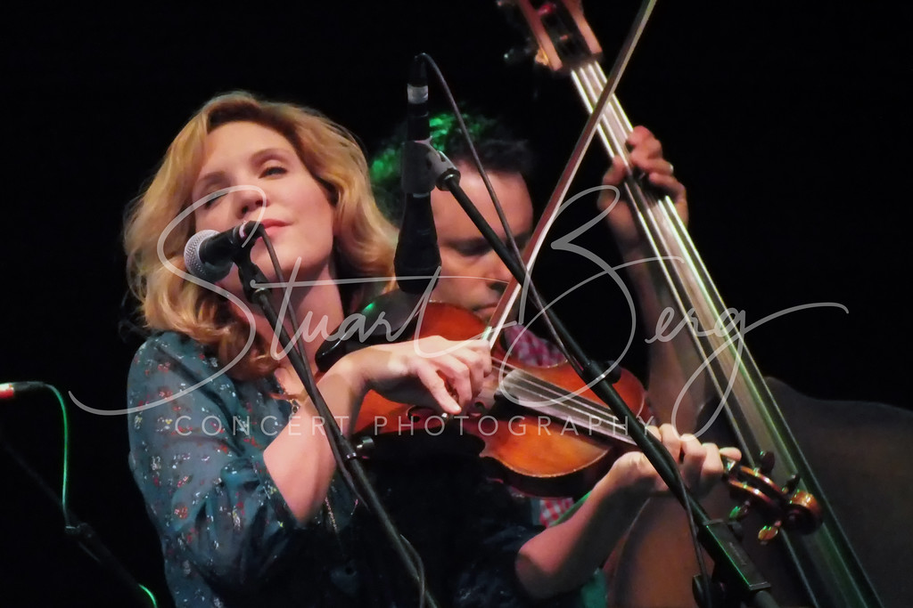 Alison Krauss and Union Station  <br /> Bethel Woods Center for the Arts  <br /> Bethel, NY    <br /> 6-8-14  <br /> Photo by Stuart Berg