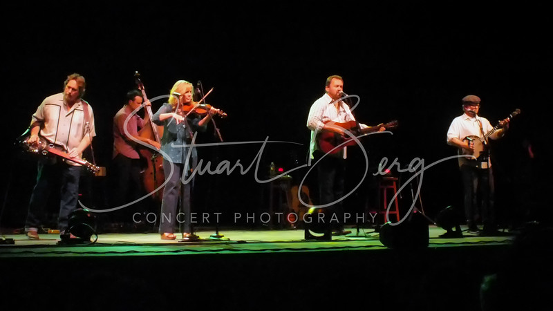 Alison Krauss and Union Station  <br /> Bethel Woods Center for the Arts  <br /> Bethel, NY    <br /> 6-8-14
