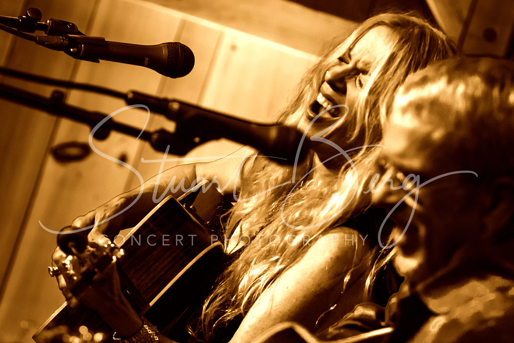Bobby Whitlock and Coco Carmel   <br /> June 11, 2017  <br /> Daryl's House Club  <br /> Pawling, NY  <br />  ©Stuart M Berg<br /> <br /> <br /> Bobby Whitlock - Guitars, Keyboards, Vocals  <br /> Coco Carmel - Guitars, Saxaphone, Vocals  <br /> Ricky Byrd - Guitars