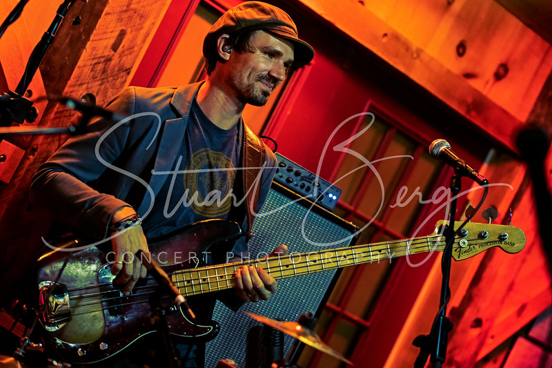 California Honeydrops   <br /> October 22, 2019   <br /> Daryl's House Club  <br /> Pawling, NY  <br />  ©Stuart M Berg<br /> <br /> The California Honeydrops   <br /> Lech Wierzynski — lead vocal, trumpet, guitar   <br /> Ben Malament — drums, washboard, percussion   <br /> Johnny Bones — tenor saxophone   <br /> Lorenzo Loera — keys, Guitar   <br /> Beau Bradbury — bass, percussion   <br /> Aurora Nealand - Clarinet, Alto Saxophone   <br /> Scott Messersmith - Congas, percussion