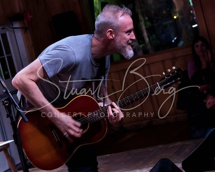 Chris Barron  <br /> March 23, 20017  <br /> Daryl's House Club  <br /> Pawling, NY  <br />  ©Stuart M Berg