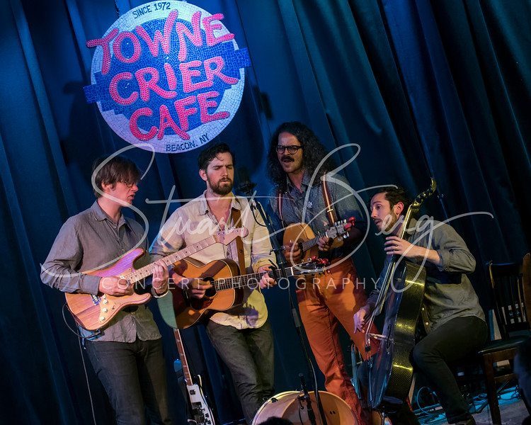 Darlingside  <br /> Towne Crier Cafe, Beacon, NY  <br /> 7-2-15  <br /> Photo by Stuart Berg