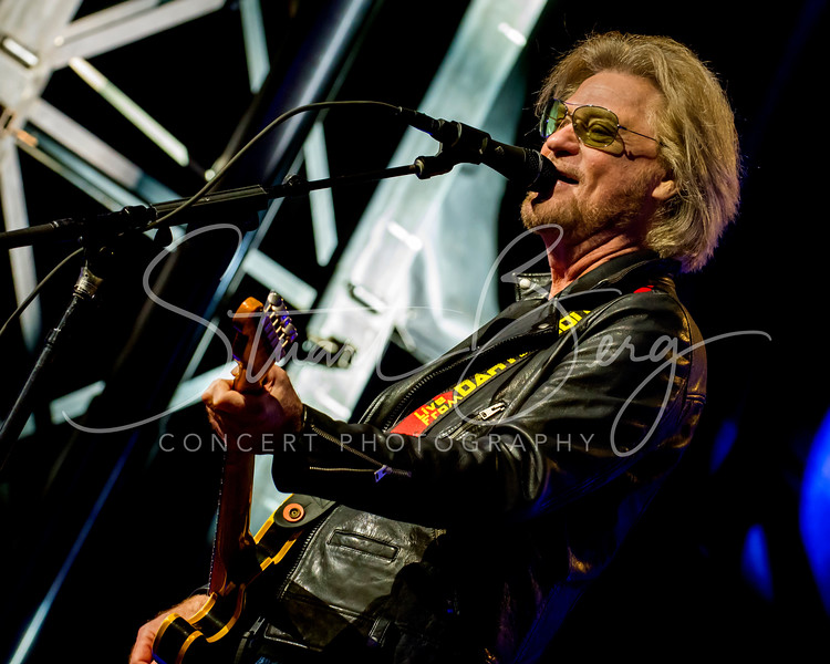 Daryl Hall and John Oates  <br /> May 29, 2017   <br /> Hoagie Nation Festival   <br /> Philadelphia, PA   <br /> ©Stuart M Berg  <br /> <br /> <br /> Daryl Hall - Guitars, Keyboards, Vocals  <br /> John Oates - Guitars, Vocals <br /> <br /> Charels DeChant - Saxophone, percussion, Keyboards, Vocals  <br /> Eliot Lewis - Keyboards, Vocals  <br /> Klyde Jones - Bass, Vocals  <br /> Shane Theriot - Guitars, Vocals  <br /> Porter Carroll Jr - Percussion, Vocals  <br /> Brian Dunne - Drums