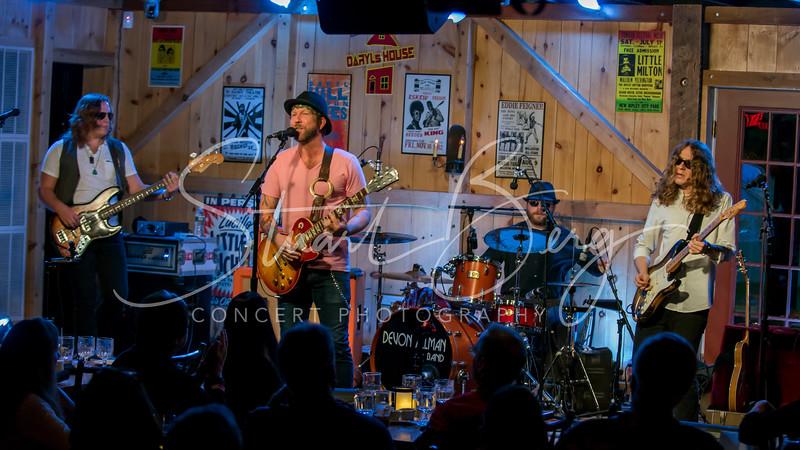 Devon Allman Band  <br /> June 10, 2016   <br /> Daryl's House Club, Pawling, NY <br /> ©StuartBerg 2016