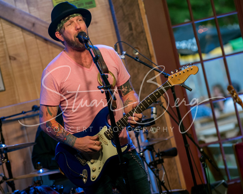 Devon Allman Band  <br /> June 10, 2016   <br /> Daryl's House Club, Pawling, NY <br /> ©StuartBerg 2016