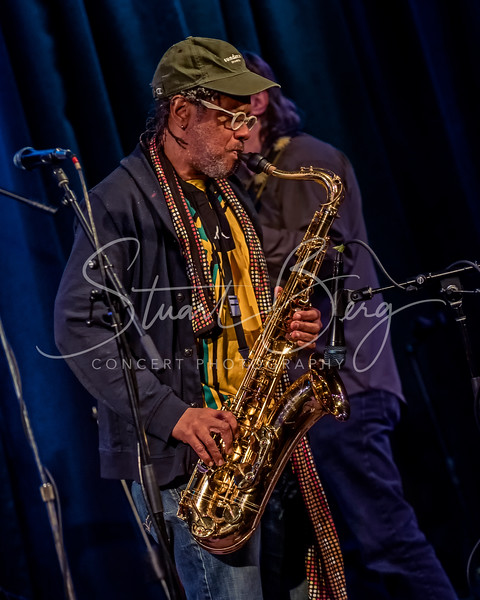 Don Byron and Friends  <br /> Towne Crier Cafe, Beacon, NY  <br /> Nov 22, 2015  <br /> Photo by Stuart Berg