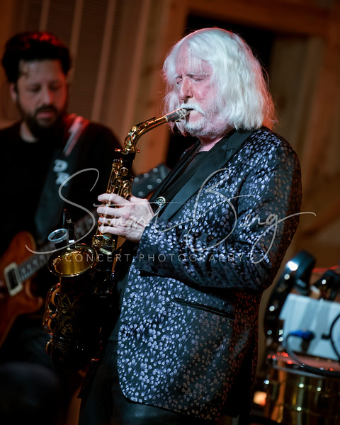 Edgar Winter Band  <br /> October 7, 2016  <br /> Daryl's House Club, Pawling, NY <br /> ©StuartBerg 2016