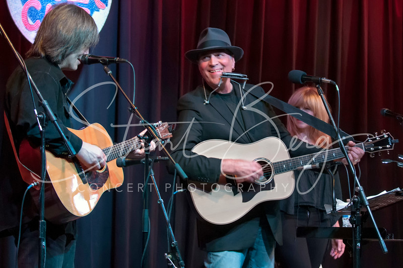 Eric Andersen_Larry Campbell_Teresa Williams_Byron Isaacs <br /> Towne Crier Cafe_Beacon_NY <br /> June 16, 2014<br /> Photo by Stuart Berg