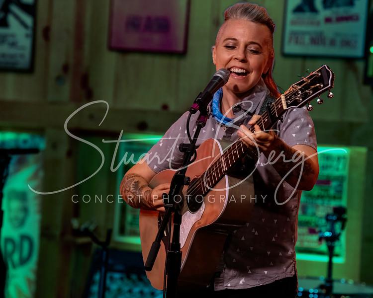 Erin McKeown <br /> June 26, 2021 <br /> Daryl's House Club<br /> Pawling, NY  <br />  ©Stuart M Berg<br /> <br /> Erin McKeown - Vocals, Guitar, Keyboard