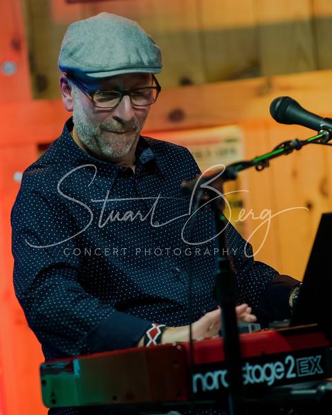 Gil Parris  <br /> January 11, 2017  <br /> Daryl's House Club  <br /> Pawling, NY  <br />  ©Stuart M Berg<br /> <br /> Gil Parris - Guitar  <br /> Kip Sophos - Bass  <br /> Joe Piteo - Drums  <br /> Jon Cobert - Keyboards, Vocals  <br /> Ti Ouimette - Trumpet