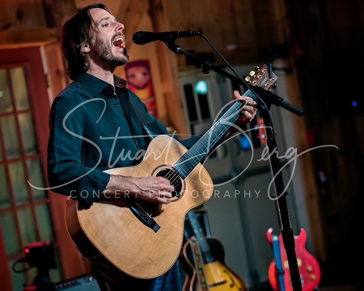 Glen Phillips   <br /> April 6, 2017  <br /> Daryl's House Club  <br /> Pawling, NY  <br />  ©Stuart M Berg