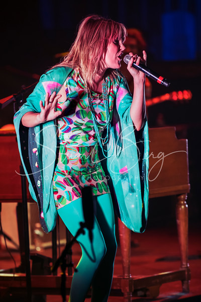 Grace Potter  <br /> Ulster Performing Art Center  <br /> Kingston, NY  <br /> June 19, 2016  <br /> Presented by Daryl's House Club  <br /> ©StuartBerg 2016