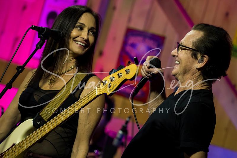 Graham Bonnet Band  <br /> January 17, 2018  <br /> Daryl's House Club  <br /> Pawling, NY  <br />  ©Stuart M Berg  <br /> <br /> Graham Bonnet Band  <br /> Graham Bonnet - Vocals  <br /> Joey Tafolla - Guitars  <br /> Beth-Ami Heavenstone - Bass  <br /> Jimmy Waldo - Keyboards  <br /> Mark Benquechea - Drums