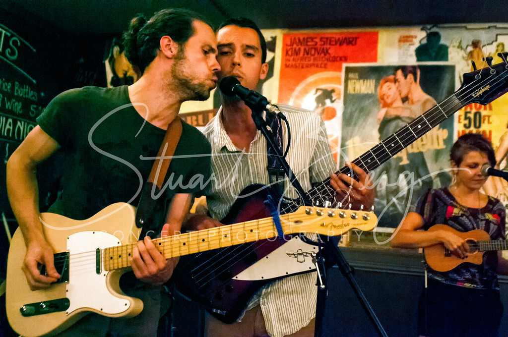 Higher Animals <br /> Gleasons in Peekskill, NY <br /> July 25, 2014 <br /> Photo by Stuart Berg