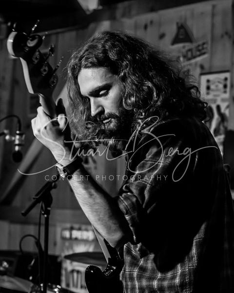 Huxley Rittman & the Rusty Hitmen   <br /> November 16, 2016   <br /> Daryl's House Club, Pawling, NY <br /> ©StuartBerg 2016