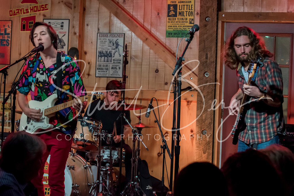 Huxley Rittman & the Rusty Hitmen   <br /> November 16, 2016   <br /> Daryl's House Club, Pawling, NY <br /> ©StuartBerg 2016