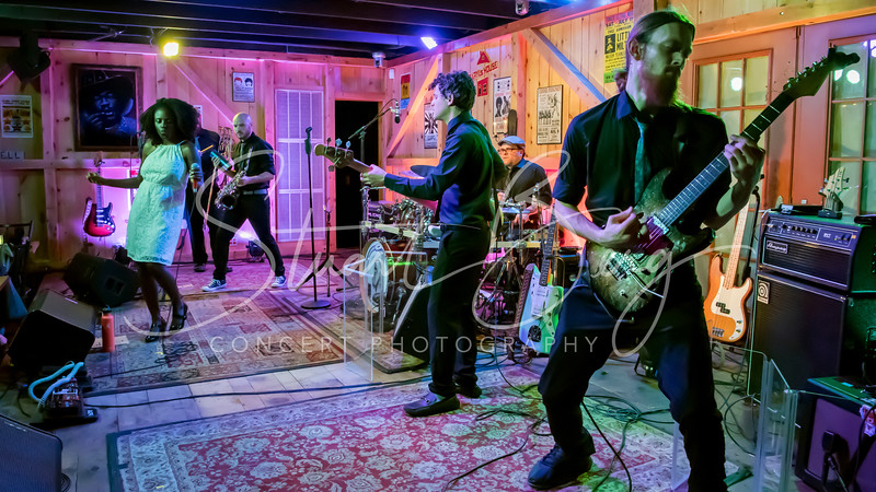 The Big Takeover  <br /> April 21, 2017  <br /> Daryl's House Club  <br /> Pawling, NY  <br />  ©Stuart M Berg