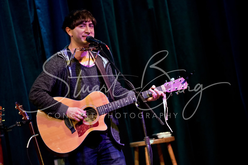 Rob Daniels  <br /> Towne Crier Cafe, Beacon, NY  <br /> April 24, 2015  <br /> Photo by Stuart Berg
