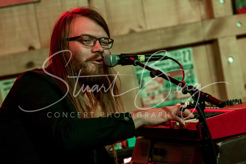 Leopold and His Fiction  <br /> April 13, 2017  <br /> Daryl's House Club  <br /> Pawling, NY  <br />  ©Stuart M Berg