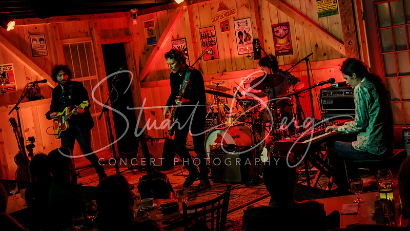 Lost Leaders  <br /> May 4, 2017  <br /> Daryl's House Club  <br /> Pawling, NY  <br />  ©Stuart M Berg<br /> <br /> Lost Leaders  <br /> Byron Isaacs - Guitar, Bass  <br /> Peter Cole - Guitar, Bass<br /> Will Bryant - Keyboards  <br /> Lee Falco - Drums, Percussion