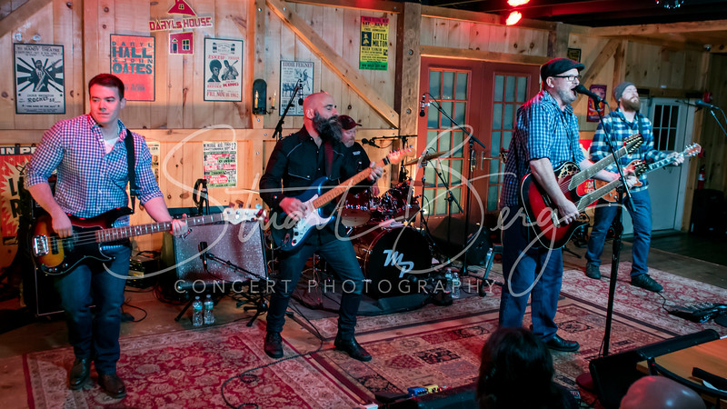 Mighty Ploughboys  <br /> March 17, 2017   <br /> Daryl's House Club, Pawling, NY <br /> ©StuartBerg 2016