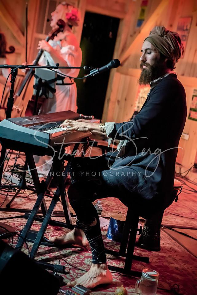 Rasputina  <br /> October 9, 2016  <br /> Daryl's House Club, Pawling, NY <br /> ©StuartBerg 2016