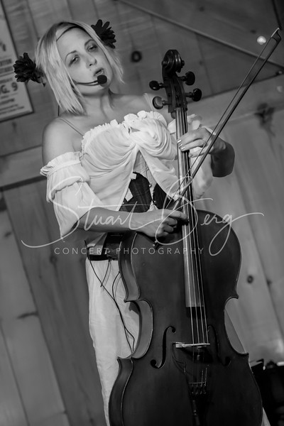 Rasputina  <br /> October 9, 2016  <br /> Daryl's House Club, Pawling, NY <br /> ©StuartBerg 2016
