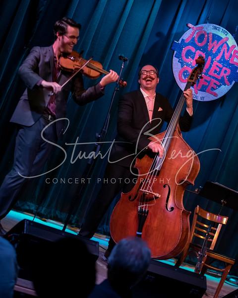 Rhythm Future Quartet  <br /> Towne Crier Cafe, Beacon, NY  <br /> 9-4-15  <br /> Photo by Stuart Berg  <br /> <br /> Jason Anick; Oli Soikkeli; Zack Hickman;Max O'Rourke