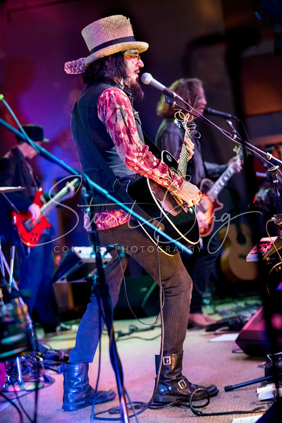 """The Slambovian Circus of Dreams  <br /> """"Flapjacks from the Sky 10th Anniversary Show""""  <br /> Towne Crier Cafe, Beacon, NY  <br /> June 13, 2015  <br /> Photo by Stuart Berg"""